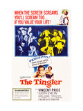 The Tingler, Bottom: Vincent Price, Patricia Cutts, 1959 Photo