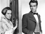 The Heiress, Montgomery Clift, Olivia De Haviland, 1949 Photo