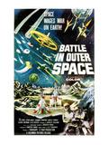 Battle In Outer Space, (AKA Uchu Daisenso), 1959 Photo