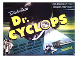 Dr. Cyclops, (AKA Doctor Cyclops), From Top: Albert Dekker, Janice Logan, 1940 Photo
