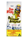 The Reluctant Astronaut, Upper Right: Don Knotts On An 'Australian Daybill', 1967 Prints