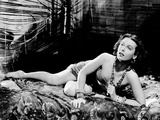 White Cargo, Hedy Lamarr, 1942 Print
