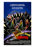 Little Shop of Horrors, 1986 Posters