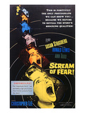 Scream of Fear, (AKA Taste of Fear), Susan Strasberg, 1961 Plakater
