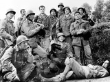 The Dirty Dozen, Clint Walker, Telly Savalas, Jim Brown, Trini Lopez, et al, 1967 Posters