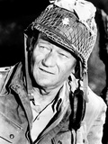 The Longest Day, John Wayne, 1962 Photo