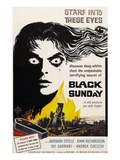 Black Sunday, Barbara Steele, 1960 Posters
