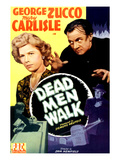 Dead Men Walk, 1943 Posters