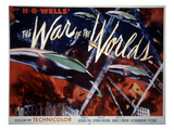 The War of the Worlds, 1953 Posters