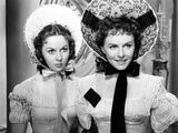 Reap the Wild Wind, Susan Hayward, Paulette Goddard, 1942 Julisteet