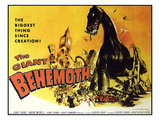 The Giant Behemoth, 1959 Prints