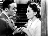Hold Back the Dawn, Charles Boyer, Olivia De Havilland, 1941, Wedding Ring Prints