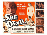 She Devil, 1957 Photo