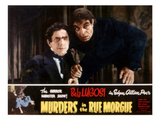Murders In the Rue Morgue, Bela Lugosi, Noble Johnson, 1932 Posters