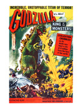 Godzilla, King of the Monsters!, (AKA 'Gojira' Upon Its Initial Release In Japan In 1954), 1956 Prints