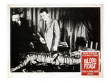 Blood Feast, From Left: Scott H Hall, William Kerwin, Louise Kemp, 1963 Photo