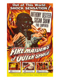 Fire Maidens of Outer Space, 1956 Photo