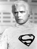 Superman, Marlon Brando, 1978 Photo