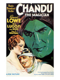 Chandu the Magician, Irene Ware, Edmund Lowe, Bela Lugosi, 1932 Photo