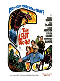 The Lost World, Jill St. John, David Hedison, Claude Rains, Fernando Lamas, Michael Rennie, 1960 Psters