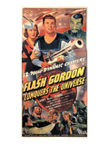 Flash Gordon Conquers the Universe, Carol Hughes, Larry 'Buster' Crabbe, Charles Middleton, 1940 Prints