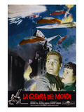 War of the Worlds, Left to Right: Gene Barry, Ann Robinson, 1953 Posters