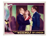 Werewolf of London, Henry Hull, Valerie Hobson, Lester Matthews, 1935 Photo