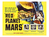 Red Planet Mars, Herbert Berghof, Peter Graves, Andrea King, 1952 Prints