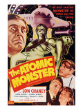 Man Made Monster, (AKA the Atomic Monster, the 1953 Re-Issue Title), 1941 Photo