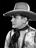 Buck Jones, ca. 1920s Print