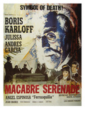 House of Evil, (AKA Macabre Serenade), Boris Karloff, 1958 Photo