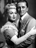 The Bad and the Beautiful, Kirk Douglas, Lana Turner, 1952 Posters