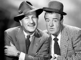 The Abbott and Costello Show, From Left: Bud Abbott, Lou Costello, 1952-53 Affiche