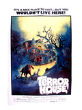 Terror House (AKA Club Dead; Terror At Red Wolf Inn; Terror On the Menu), 1972 Prints