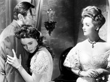 The Little Foxes, Herbert Marshall, Teresa Wright, Bette Davis, 1941 Print