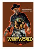 Westworld, Yul Brynner, 1973 Posters