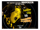 Scream of Fear, (AKA Taste of Fear), Susan Strasberg, 1961 Poster