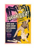 Tarantula, John Agar, Mara Corday, 1955 Photo