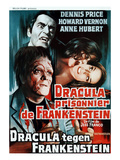 Dracula Contra Frankenstein, 1972 Photo