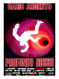 Deep Red, (AKA Profondo Rosso), 1975 Prints