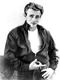 Rebelde sin causa, James Dean, 1955 Fotografía