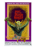 Night of the Blood Monster, 1970 Posters