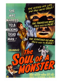 The Soul of A Monster, George Macready, Jeanne Bates, Rose Hobart, 1944 Photo