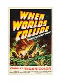 When Worlds Collide, 1951 Kunstdrucke