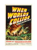 When Worlds Collide, 1951 Prints