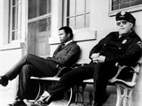 In the Heat of the Night, Sidney Poitier, Rod Steiger, 1967 - Reprodüksiyon