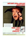 Hush...Hush, Sweet Charlotte, 1964 Plakaty