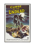 Curse of the Undead, Kathleen Crowley, 1959 Photo