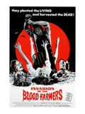 Invasion of the Blood Farmers, 1972 Print
