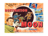 Destination Moon, Left: John Archer, 1950 Prints